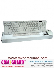 COMGUARD WIRELESS KEYBOARD MOUSE 2