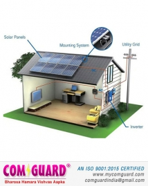 ONGRID SOLAR POWER SYSTEM